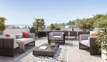 Résidence « L'Atelier République » programme immobilier neuf en Loi Pinel à Décines-Charpieu n°2