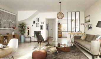 Résidence « L'Atelier République » programme immobilier neuf en Loi Pinel à Décines-Charpieu n°4