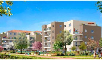 Photo du Résidence « Les Jardins de Césarée - Bât. B » programme immobilier neuf à Écully