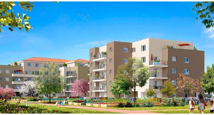 Photo n°1 du Résidence « Les Jardins De Césarée - Bât. B » programme immobilier neuf en Nue Propriété à Écully