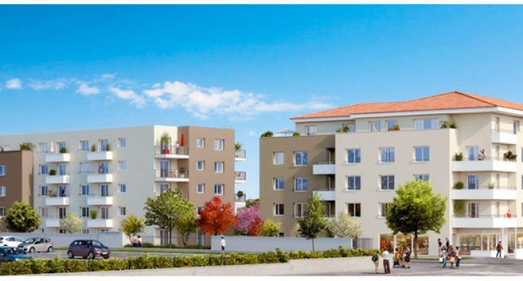 Photo n°2 du Résidence « Les Jardins De Césarée - Bât. B » programme immobilier neuf en Nue Propriété à Écully