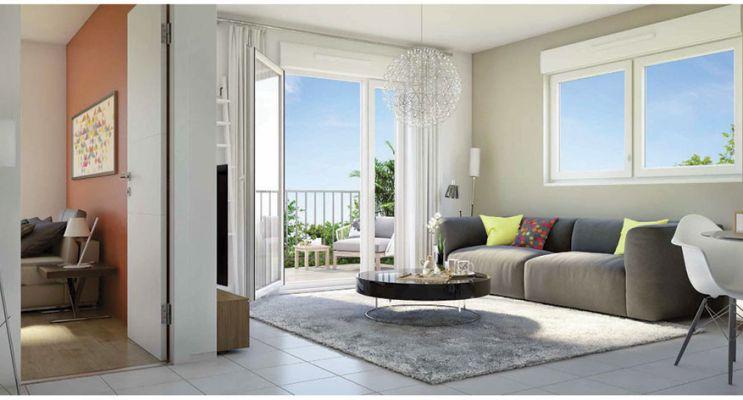 Photo n°3 du Résidence « Les Jardins De Césarée - Bât. B » programme immobilier neuf en Nue Propriété à Écully