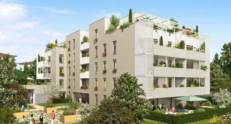 Francheville programme immobilier neuf « Idilik » en Loi Pinel