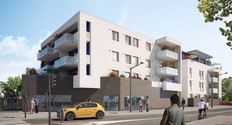 Francheville programme immobilier neuf « L'Inattendu » en Loi Pinel