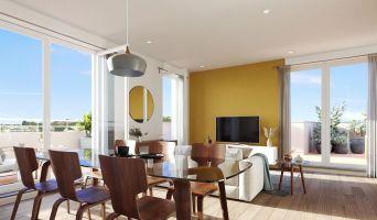 Francheville : programme immobilier neuf « Plein Ouest » en Loi Pinel