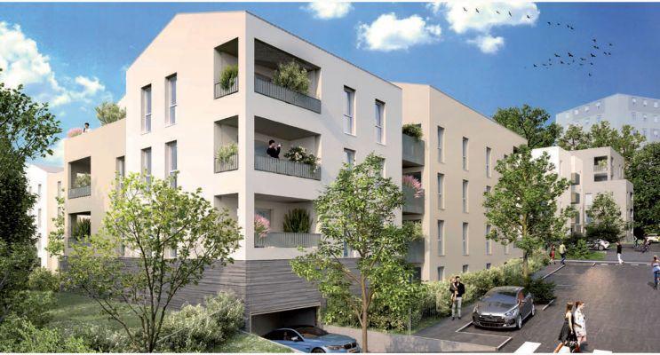 Photo du Résidence « Fil'Harmony » programme immobilier neuf en Loi Pinel à Gleizé
