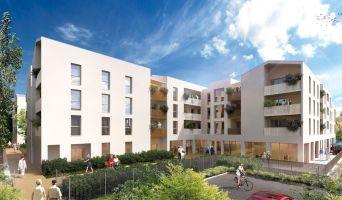 Gleizé programme immobilier neuve « Les Pierres Dorées »  (2)
