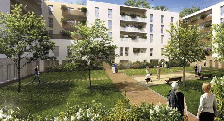 Photo du Résidence « Les Pierres Dorées » programme immobilier neuf à Gleizé