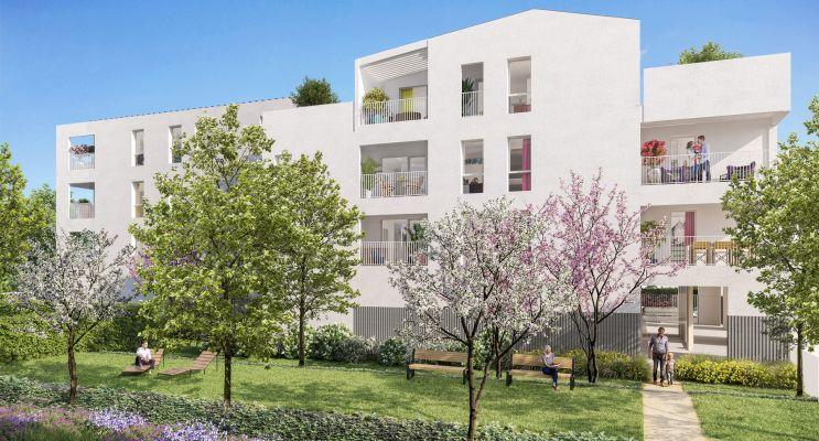 Grigny programme immobilier neuf « Jardin d'Iro » en Loi Pinel