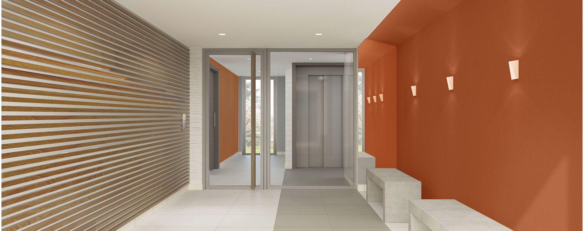 Grigny : programme immobilier neuve « Pastel » (4)