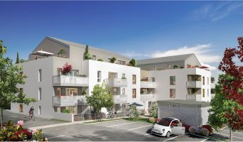 Grigny programme immobilier neuve « Pastel »