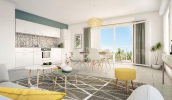 Grigny programme immobilier neuve « Pastel »  (3)