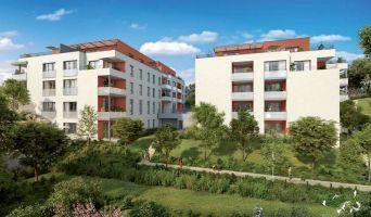 Grigny programme immobilier neuve « Softeo »  (2)