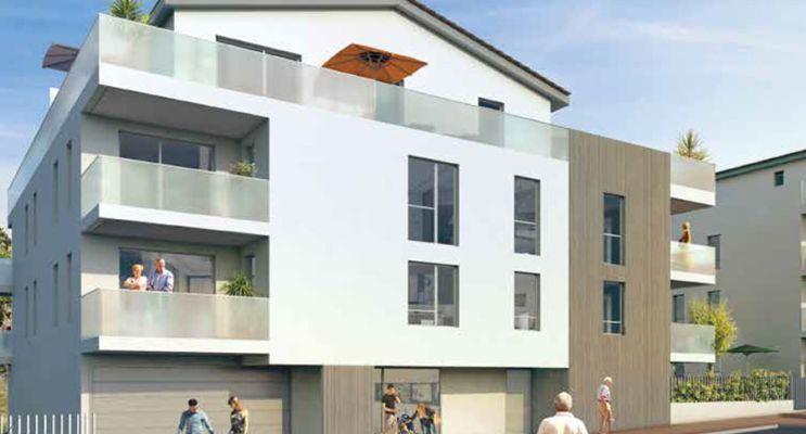 Photo du Résidence « Monts Village » programme immobilier neuf en Loi Pinel à Irigny