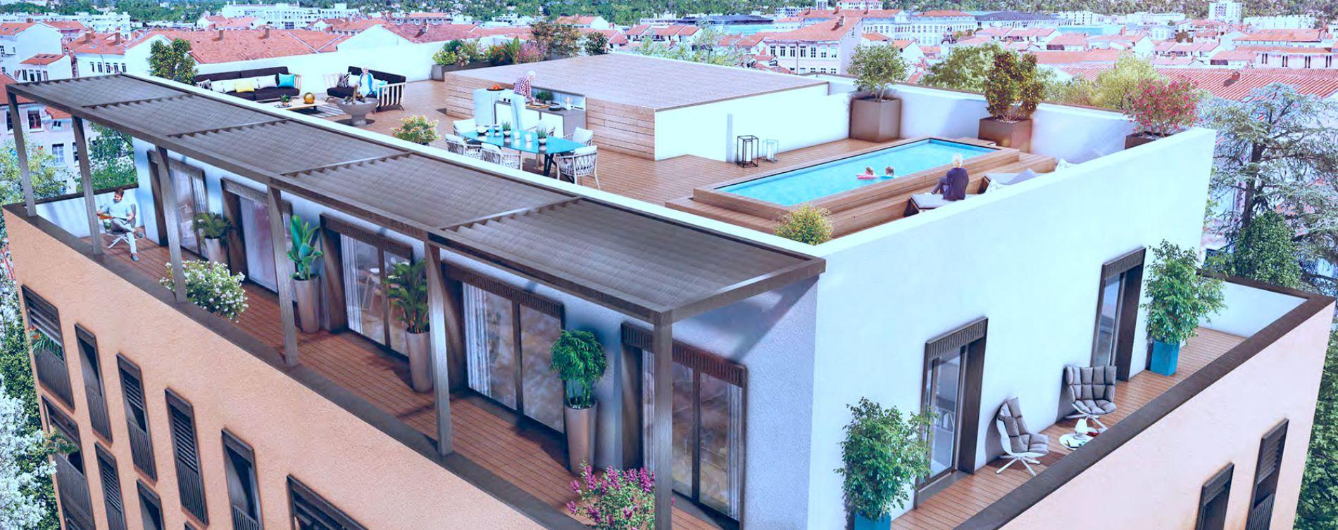 Lyon : programme immobilier neuve « Programme immobilier n°216405 » (3)