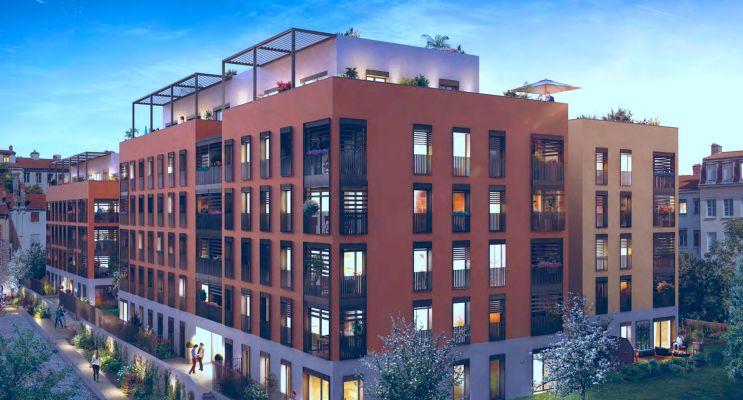 Photo du Résidence «  n°216405 » programme immobilier neuf en Loi Pinel à Lyon