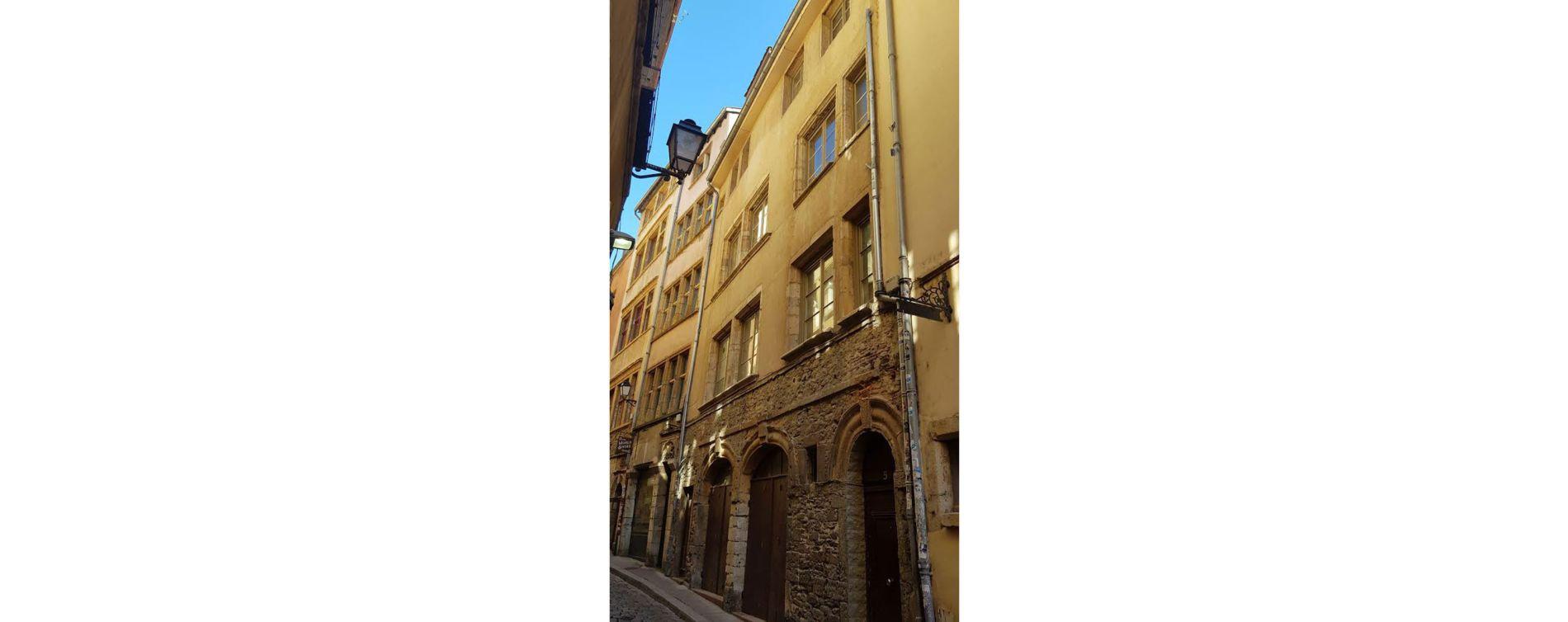 Résidence 5 Rue Saint Georges à Lyon