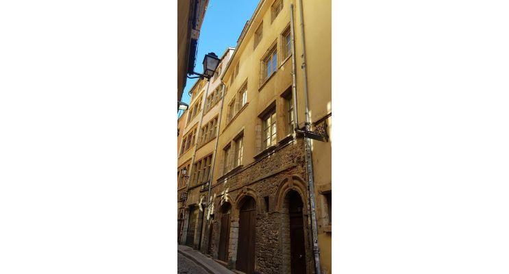 Photo du Résidence « 5 Rue Saint Georges » programme immobilier à rénover en Déficit Foncier à Lyon