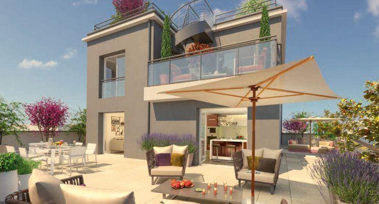 Photo du Résidence «  n°216419 » programme immobilier neuf en Loi Pinel à Lyon