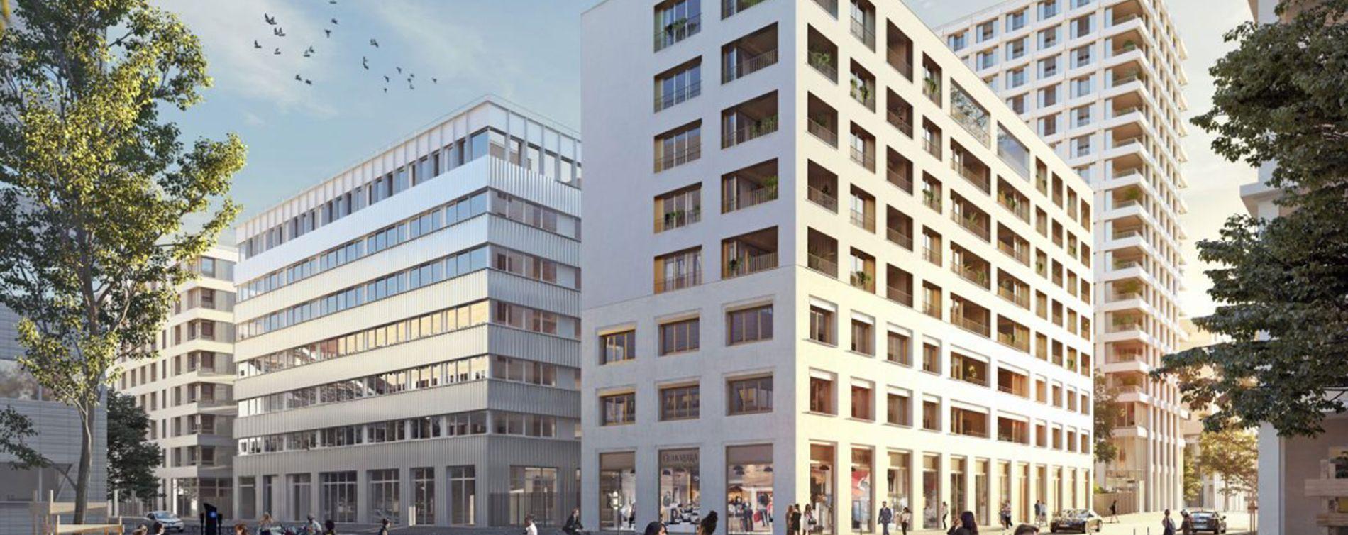 Lyon : programme immobilier neuve « Albizzia » en Loi Pinel (2)