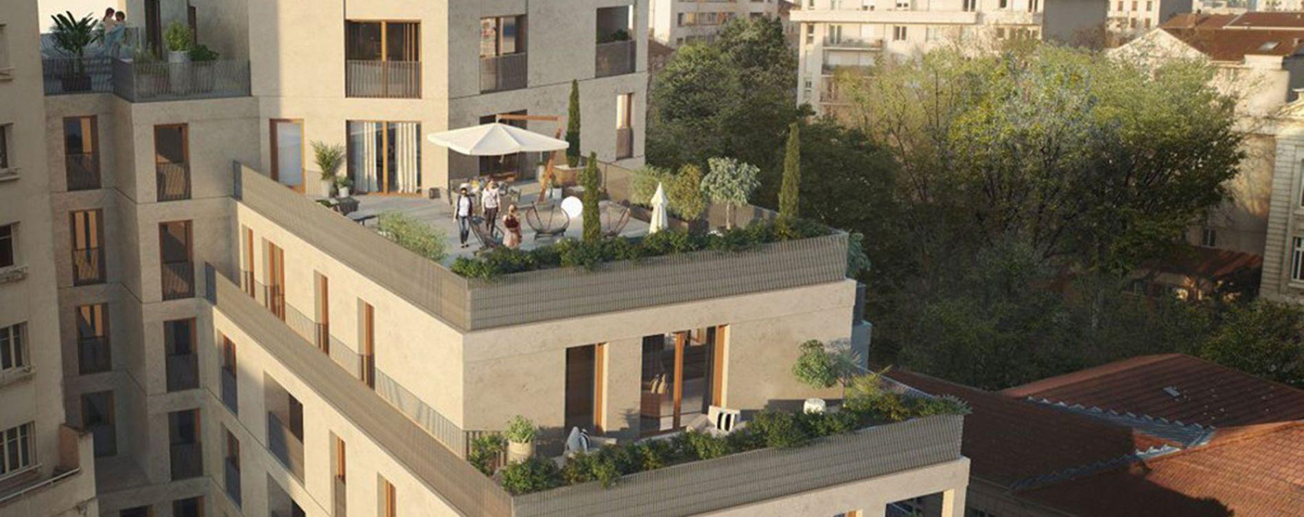 Lyon : programme immobilier neuve « Arty » en Loi Pinel (4)