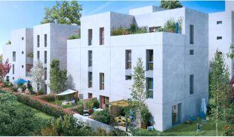Photo n°2 du Résidence « Citynov » programme immobilier neuf en Loi Pinel à Lyon