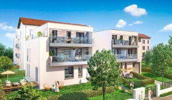 Résidence « Comme Au Fil De L'Eau » programme immobilier neuf en Loi Pinel à Lyon