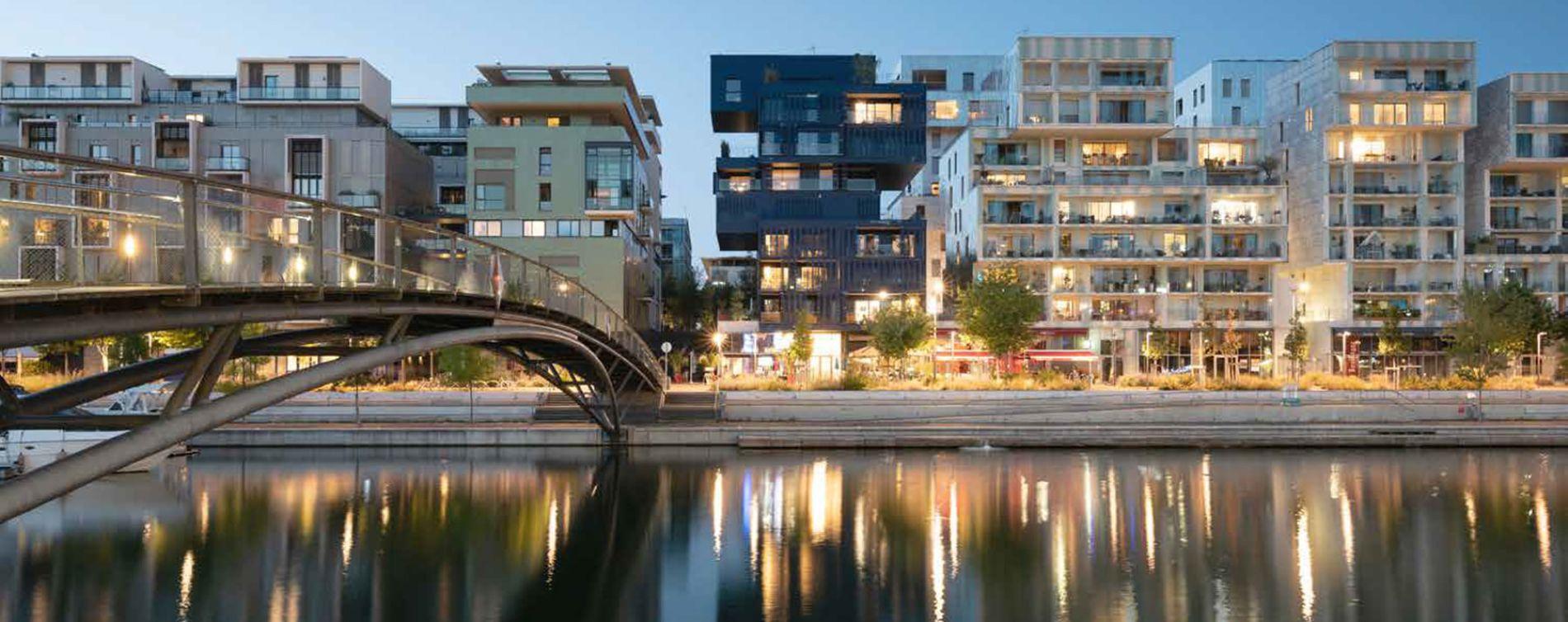 Lyon : programme immobilier neuve « échO » en Loi Pinel