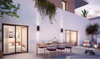 Lyon programme immobilier neuve « Écrin II Lumière » en Loi Pinel  (2)