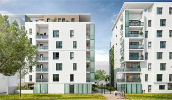 Lyon programme immobilier neuve « Écrin II Lumière » en Loi Pinel  (3)