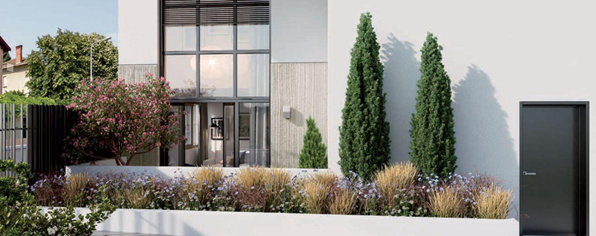Lyon : programme immobilier neuve « Esprit Croix-Rousse » (2)