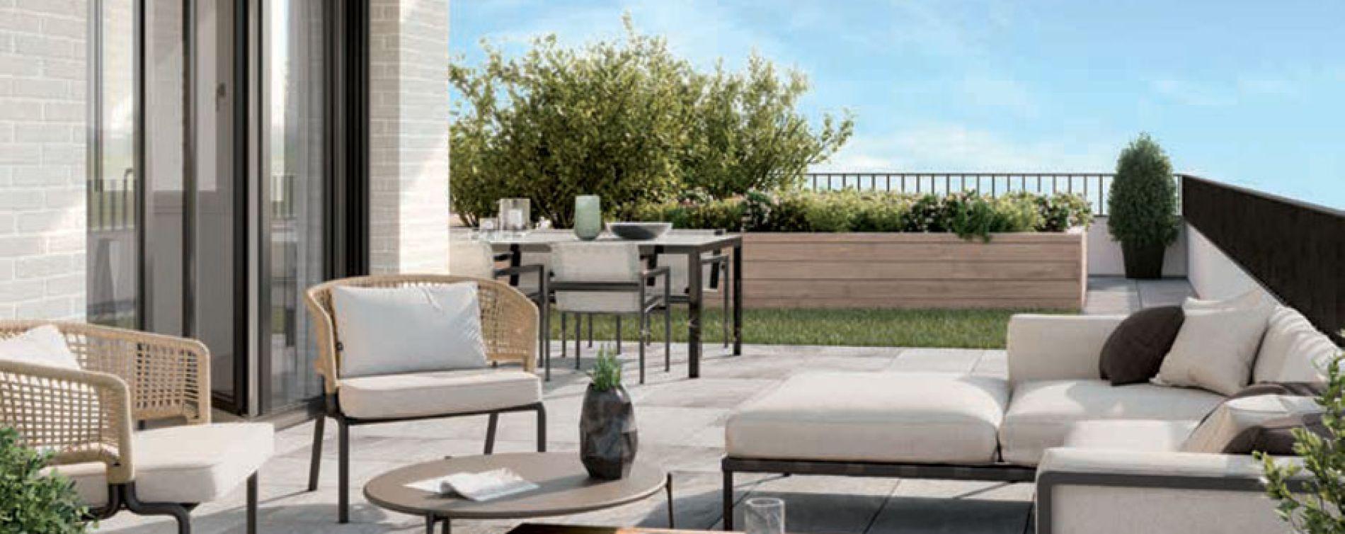 Lyon : programme immobilier neuve « Esprit Croix-Rousse » (3)
