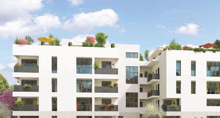 Résidence « Esprit Croix-Rousse » programme immobilier neuf en Loi Pinel à Lyon n°1