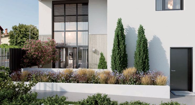 Résidence « Esprit Croix-Rousse » programme immobilier neuf en Loi Pinel à Lyon n°2