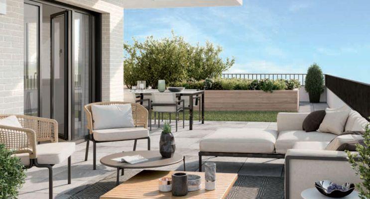 Résidence « Esprit Croix-Rousse » programme immobilier neuf en Loi Pinel à Lyon n°3