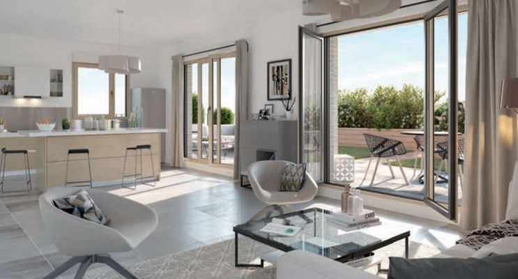 Résidence « Esprit Croix-Rousse » programme immobilier neuf en Loi Pinel à Lyon n°4