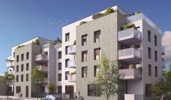 Lyon : programme immobilier neuf « Esprit Lumière » en Loi Pinel