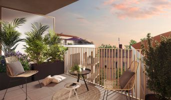 Lyon programme immobilier neuve « Faubourg Valmy » en Loi Pinel  (2)