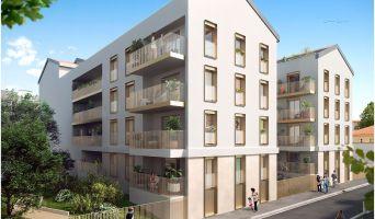 Lyon programme immobilier neuve « Faubourg Valmy » en Loi Pinel  (4)