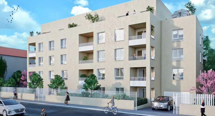 Photo du Résidence « Five » programme immobilier neuf en Loi Pinel à Lyon