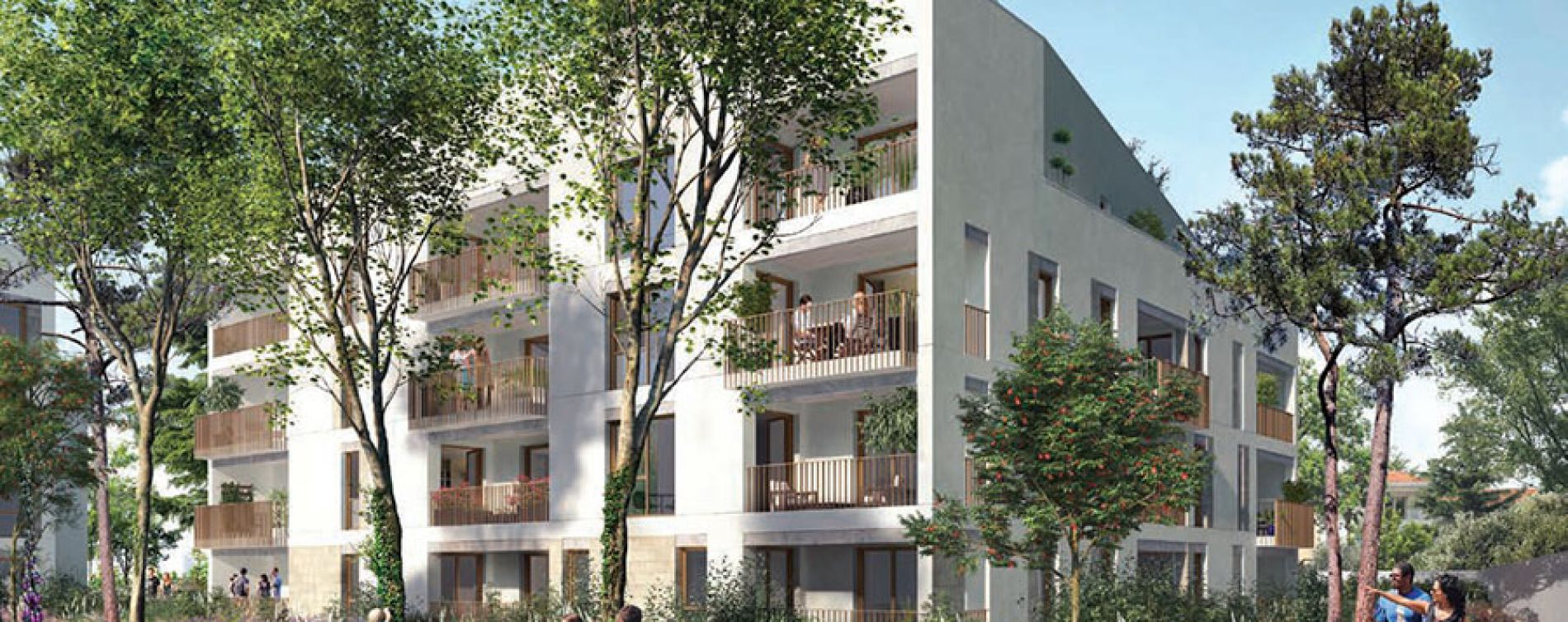 Résidence Ivory Park à Lyon