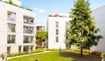 Résidence « Ivory Park » programme immobilier neuf en Loi Pinel à Lyon n°3