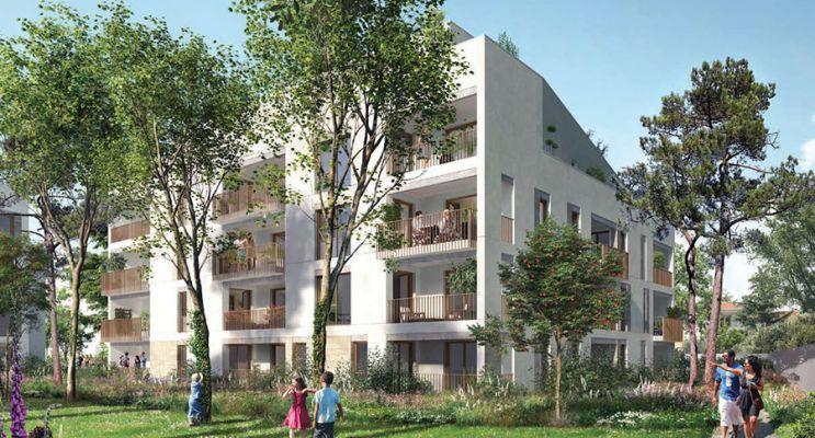 Résidence « Ivory Park » programme immobilier neuf en Loi Pinel à Lyon n°2