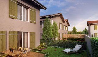 Photo du Résidence « Le Clos Bouquet » programme immobilier neuf en Loi Pinel à Lyon