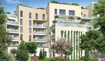 Résidence « L'Egérie » programme immobilier neuf en Loi Pinel à Lyon n°1