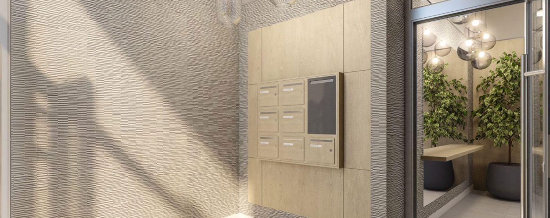 Lyon : programme immobilier neuve « Lithograf » (4)