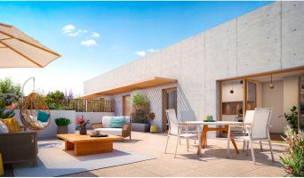 Lyon programme immobilier neuve « Millésime » en Loi Pinel  (2)