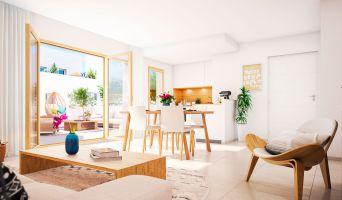 Lyon programme immobilier neuve « Millésime » en Loi Pinel  (5)