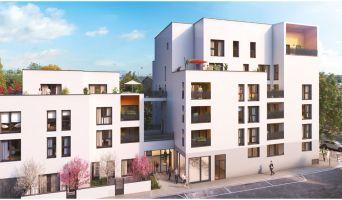 Photo du Résidence « Néo » programme immobilier neuf en Loi Pinel à Lyon