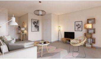 Lyon programme immobilier neuve « Néo » en Loi Pinel  (2)